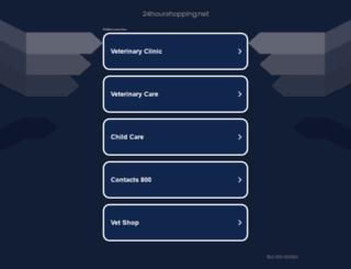 24hourshopping.net screenshot