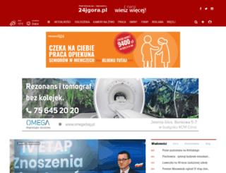 24jgora.pl screenshot