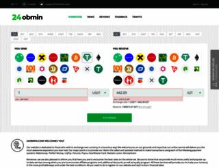 24obmin.com screenshot