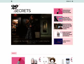 29secrets.com screenshot