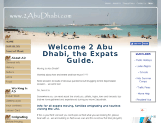2abudhabi.com screenshot