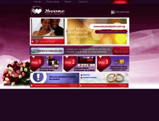 2beone.com screenshot