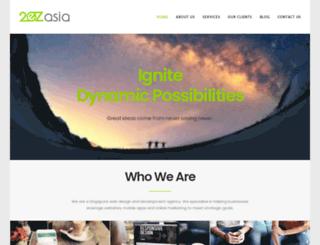 2ezasia.com screenshot