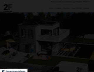 2f-systemtechnik.de screenshot