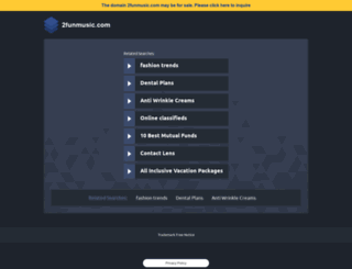 2funmusic.com screenshot