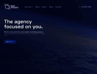 2moons2.com.au screenshot