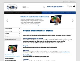 2ndmac.de screenshot