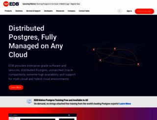 2ndquadrant.com screenshot