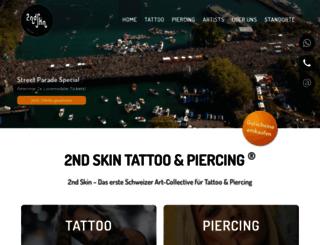 2ndskn.com screenshot