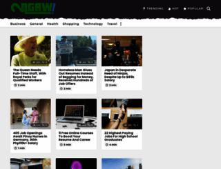 2ngaw.com screenshot