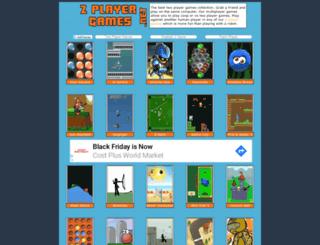 2playergames.net screenshot