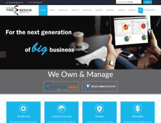 2sigmas.com screenshot