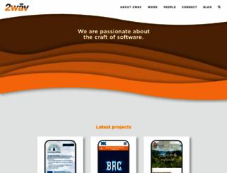 2wav.com screenshot