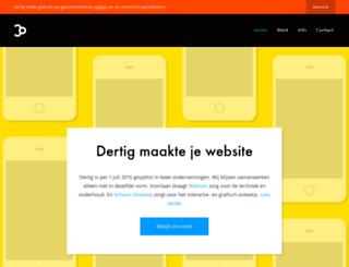 30.nl screenshot