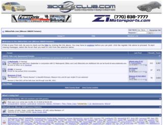 300zxclub.com screenshot