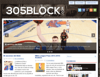 305block.com screenshot