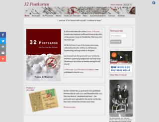32postkarten.com screenshot