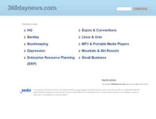 360daynews.com screenshot