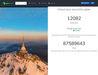 360globe.net screenshot