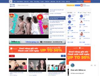360hot.vn screenshot