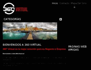 360virtual.eu screenshot