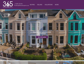 365estateagents.co.uk screenshot