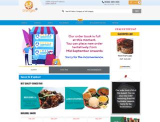 365oranges.com screenshot