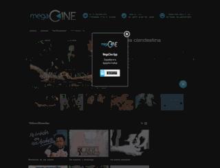 38playernegro.mega-cine.mx screenshot