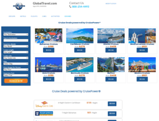 3958560.globaltravel.com screenshot