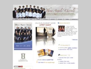3angelschorale.com screenshot