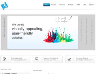 3clickconcepts.com screenshot