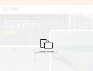 3cubeproperty.co.za screenshot