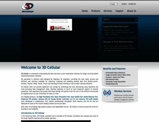 3d-cellular.com screenshot