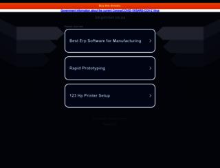 3d-printer.co.za screenshot
