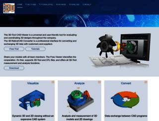 3d-tool-usa.com screenshot