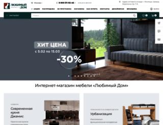 3d.lubidom.ru screenshot