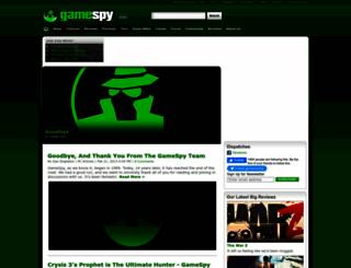 3dactionplanet.gamespy.com screenshot