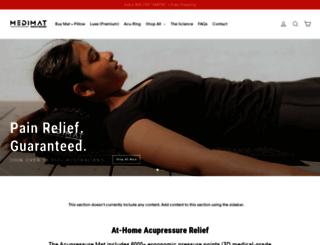 3dmedical.com.au screenshot