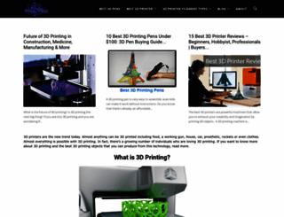3dprinterworld.com screenshot