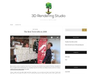 3drendering-studio.co.uk screenshot