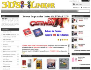 3ds-linker.com screenshot
