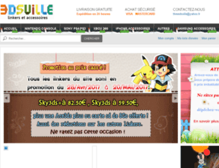 3dsville.com screenshot