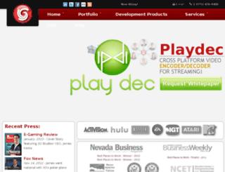 3gstudios.com screenshot