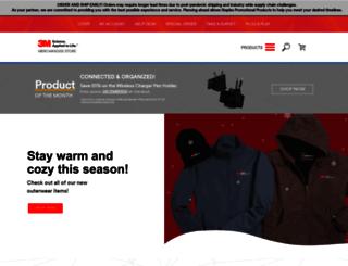 3m.corpmerchandise.com screenshot