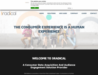 3radical.com screenshot