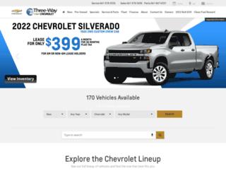 3wayautomotive.com screenshot