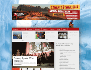 3zywioly.pl screenshot