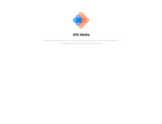 406.co.za screenshot