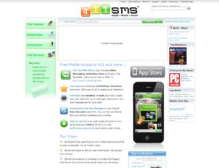411sms.com screenshot