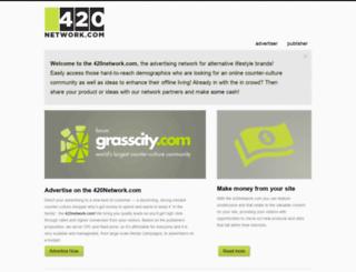 420network.com screenshot